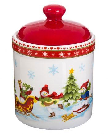 bomboniera-ceramica-capac-ilustratie-om-zapada